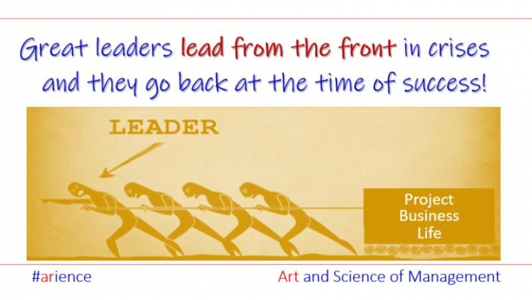 Great Leader: Who?